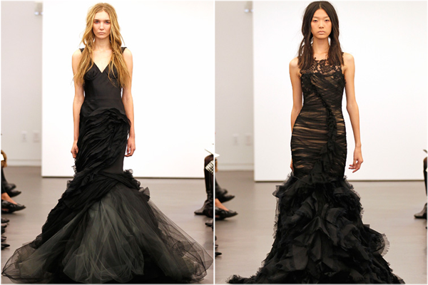 black-and-nude-toned-wedding-dresses-from-Vera-Wang-Spring-2012-line