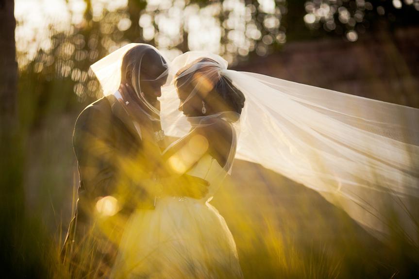 Kunbi and Olamide's wedding in Orlando, Fl. Photo by Collins Metu Photography