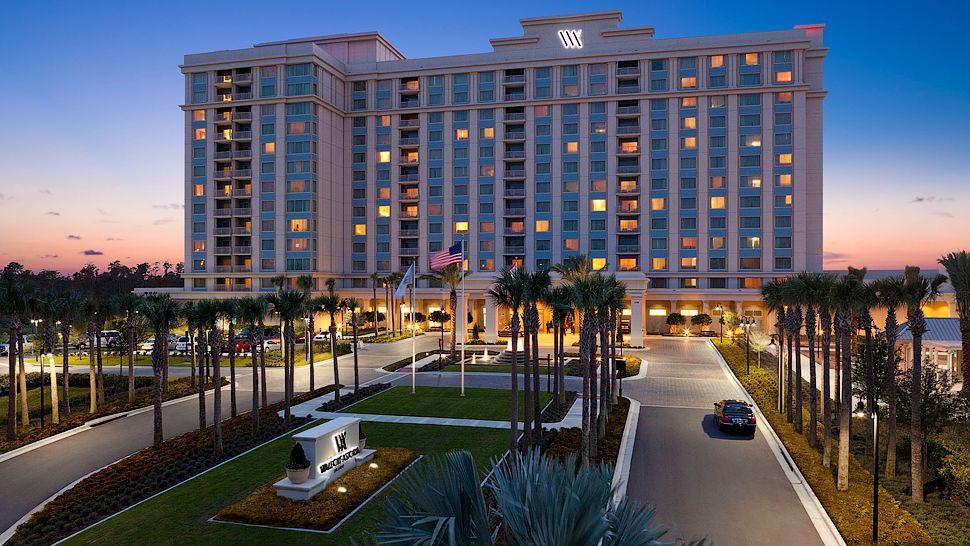 Waldorf Astoria Orlando Us Best Places
