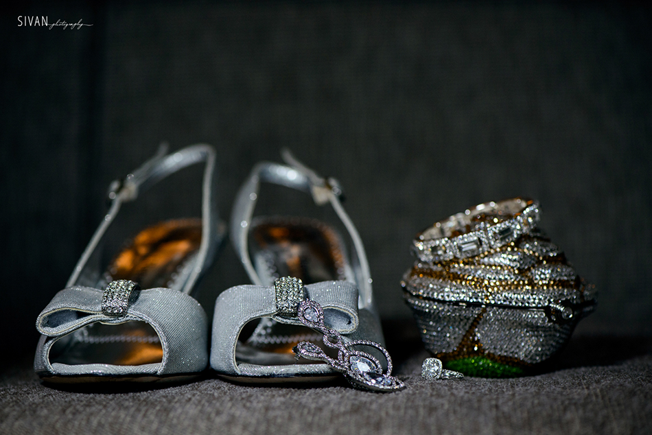 bridal jewelry shoes