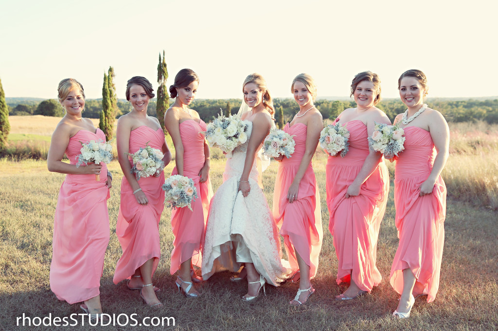 Bridesmaids Fashion