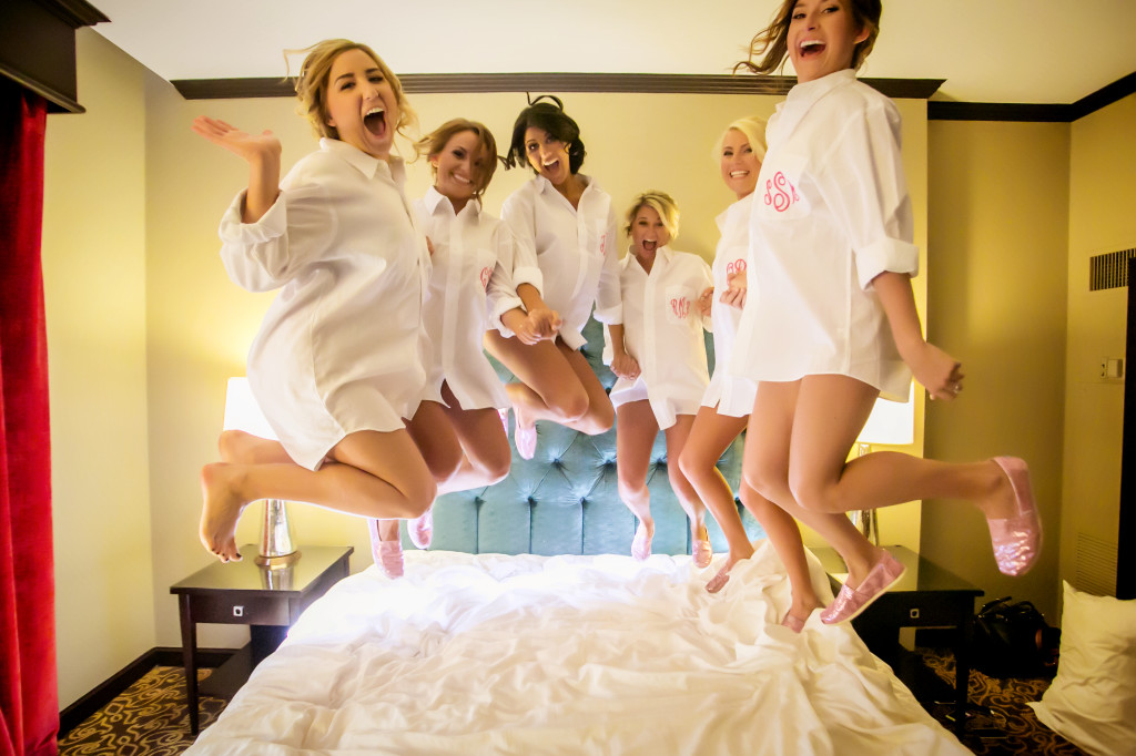 Bridesmaids Shirts