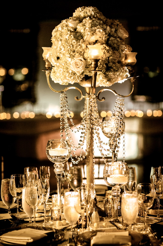 candelabras wedding