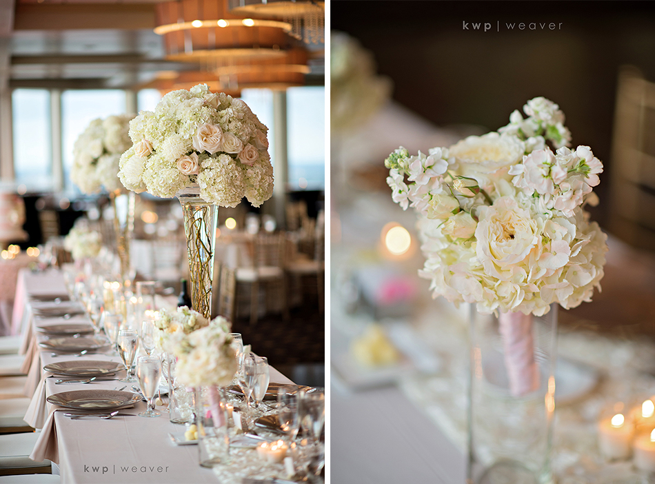 elegant wedding floral