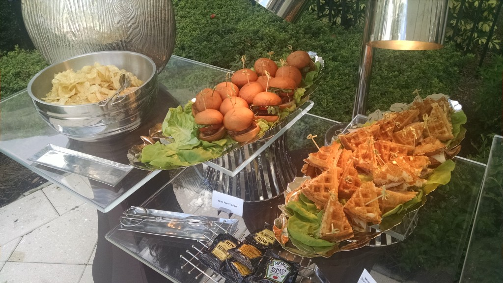 orlando Waldorf food