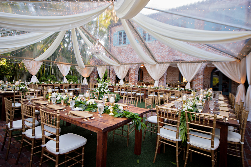 Luxury Garden Wedding