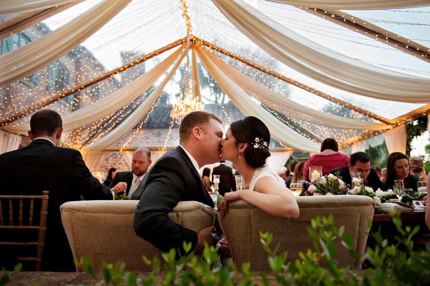 Bride & groom Wedding Reception Luxury Wedding Designer Orlando