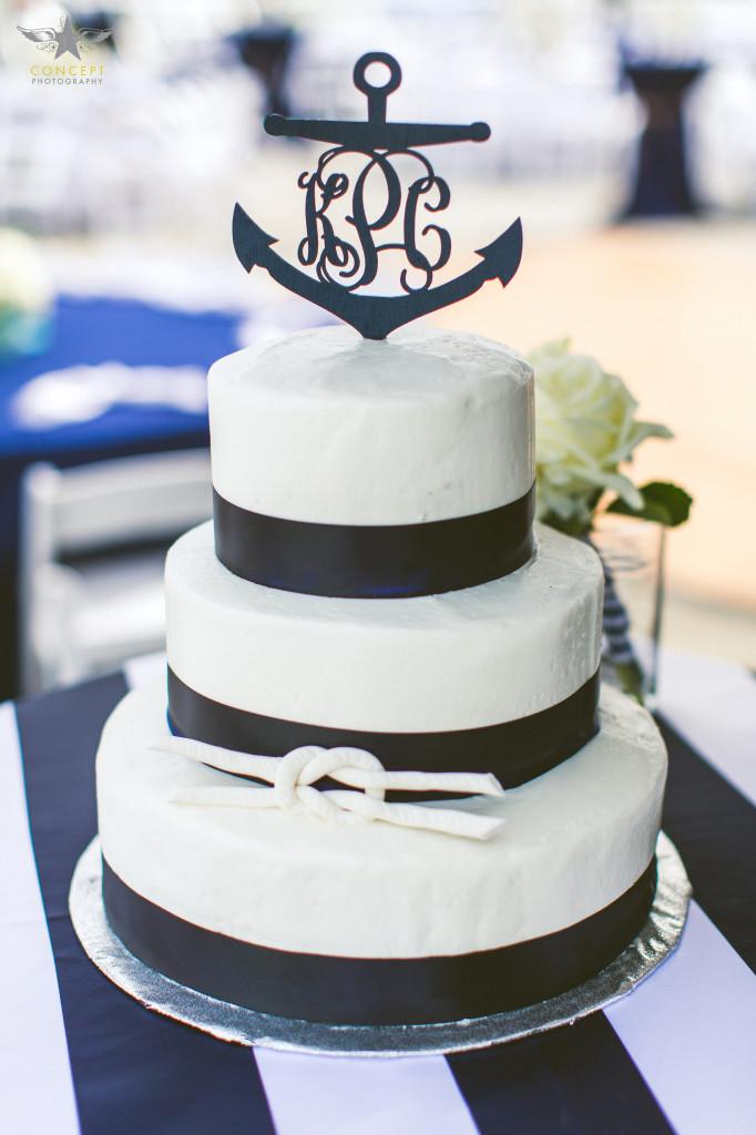 anchor wedding