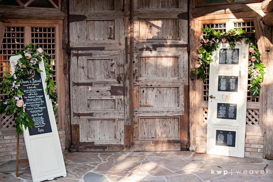 Vero Beach Wedding chalkboard art