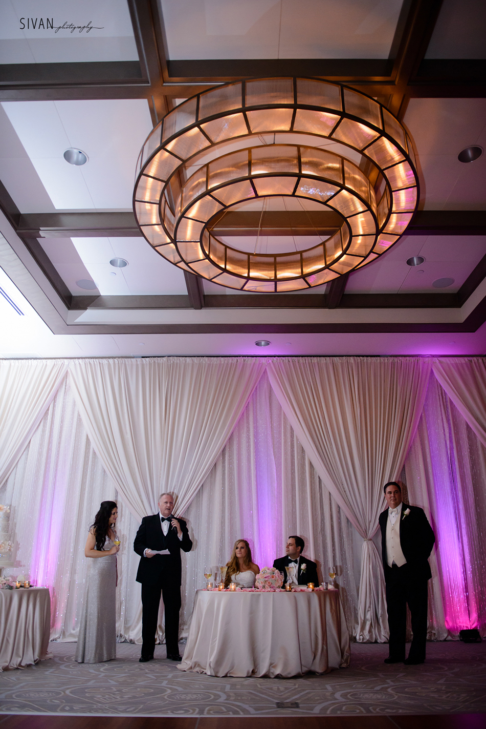 Alfond Inn wedding decor