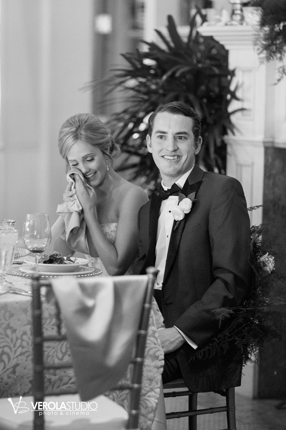 vero wedding reception