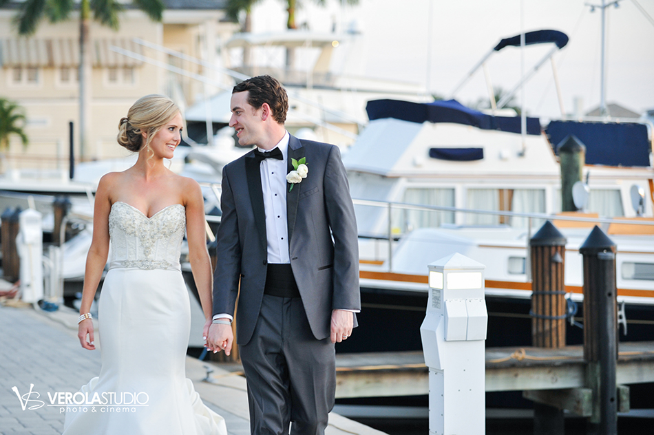 Hutchinson shores wedding