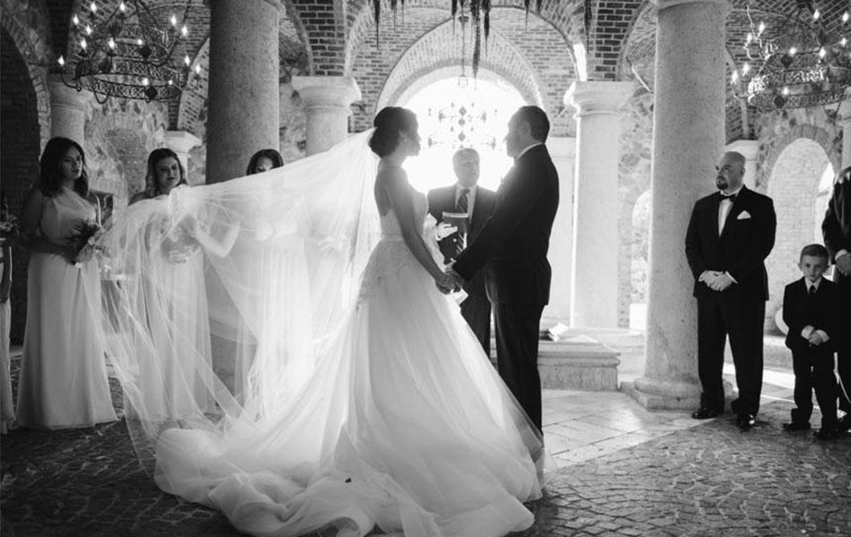 Bella Collina Wedding Ceremony