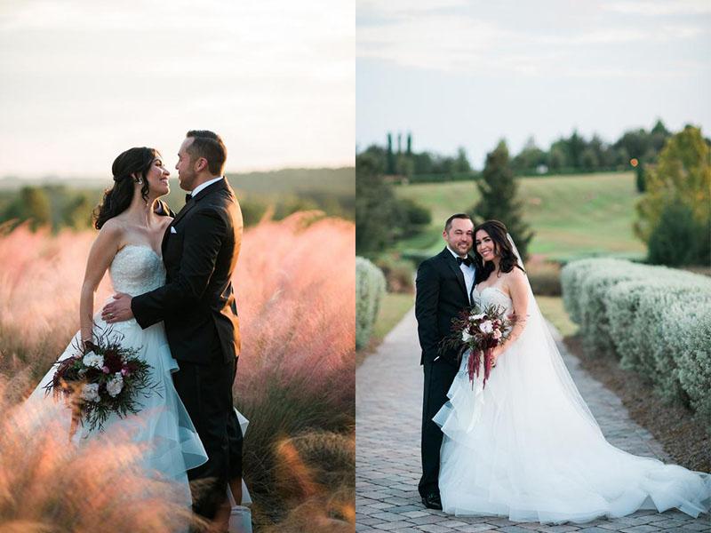 Bella Collina Wedding Pictures