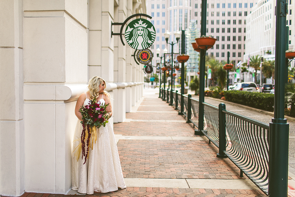 Starbucks Wedding AATR Weddings Wedding PLanner Grand Bohemian