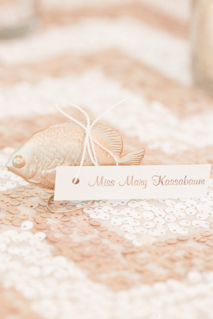 AATR Wedding Orlando Wedding Planner Escort Cards