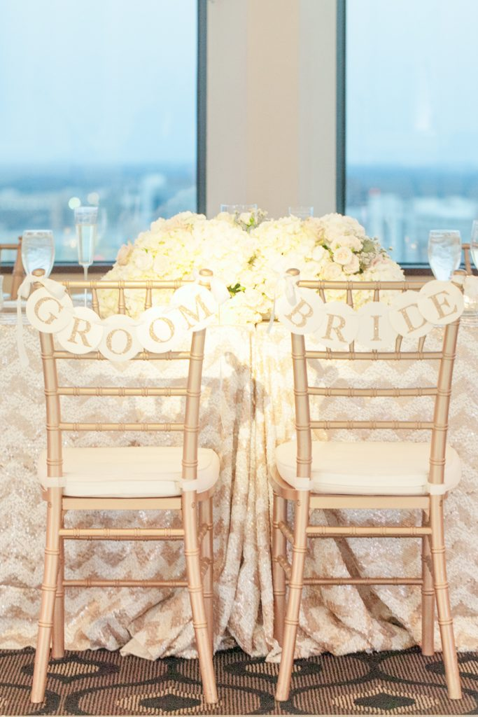 Bride & Groom Chairs AATR Wedding Orlando Wedding Planner