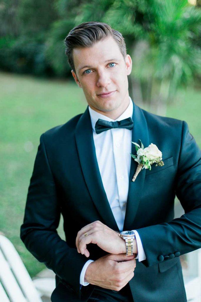 Groom Style AATR Wedding Orlando Wedding Planner