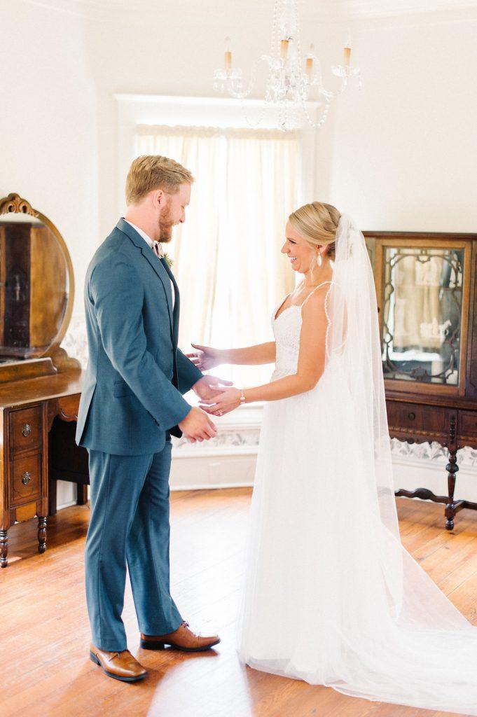 Highland Manor Wedding | Orlando Wedding Planner | Gold Details
