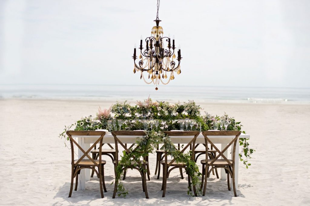 Beach Wedding Inspiration AATR Weddings