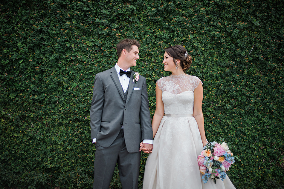 Pastel Wedding at Bella Collina