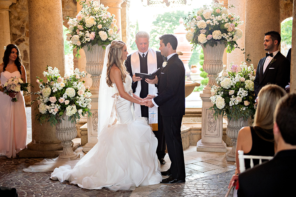 Bella Collina Wedding Ceremony Wedding Planner