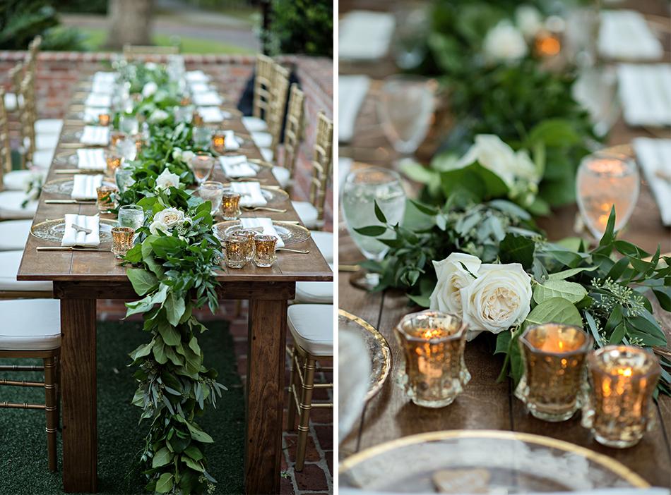 Garden Wedding Greenery Luxury Wedding Planner