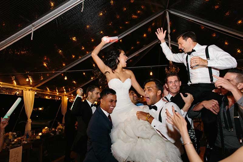 Tented Reception AATR Wedding Orlando Wedding Planner