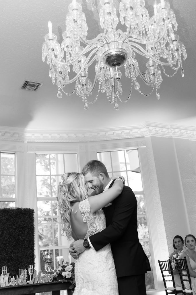 First Dance AATR Weddings An Affair to Remember Wedding Planner Orlando