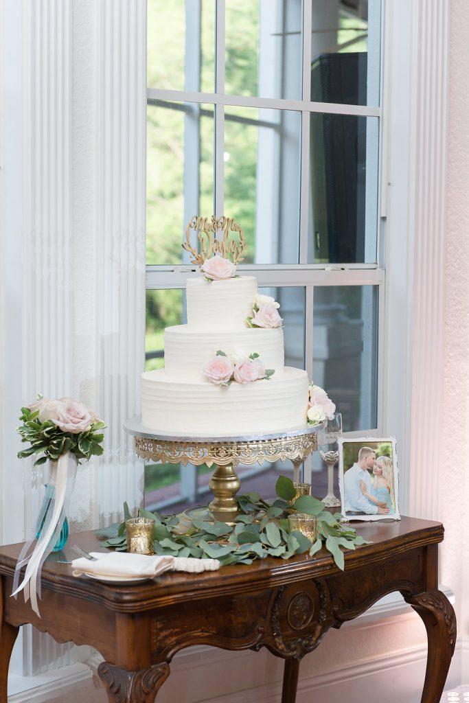 Wedding Cake AATR Weddings An Affair to Remember Wedding Planner Orlando