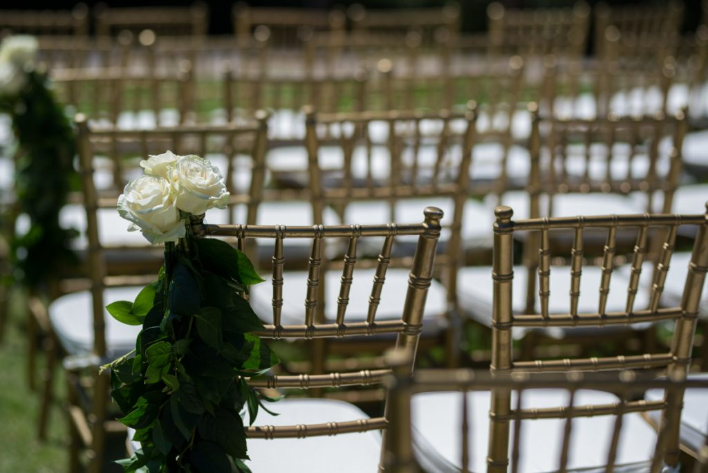 Winter Park Racquet Club Lush Greenery Wedding | Liz & Will