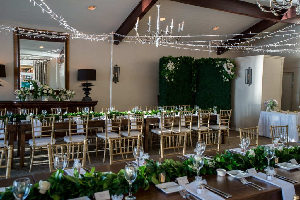 Lush Green Winter Park Wedding AATR An Affair to Remember Wedding Planner