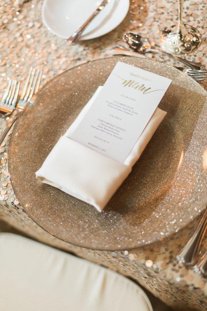Sequins wedding glitter chargers aatr wedding wedding planner