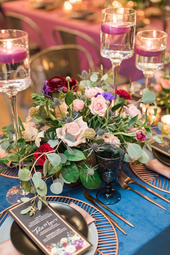 Thistle Wedding Floral