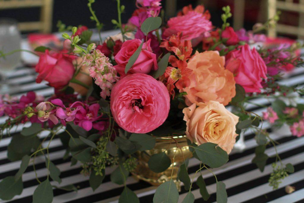 Kate Spade Bride Boho Flowers An Affair to Remember