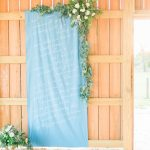 Southern Elegant Styled Shoot Lyric Back Drop
